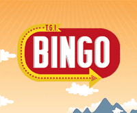 T.G.I. Bingo Logo