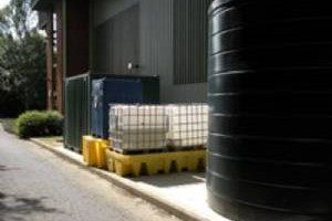 image of the wpl industrial effluent treatment solution supplied to Hampshire Cosmetics significantly reducing trade effluent bills and the environmental impact of discharging trade effluent from its manufacturing plant