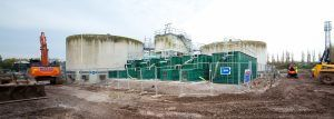 Image of WPL packaged sewage treatment plants for sewage and wastewater treatment solutions for utility sites