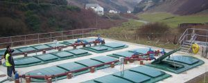 Image of WPL HiPAF sewage treatment plant for sewage and wastewater solutions