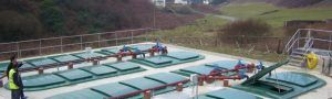 Image of WPL HiPAF® sewage treatment plant for sewage and wastewater solutions