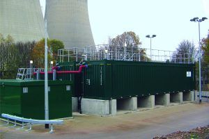 WPL support E.On with their sewage treatment plant replacement scheme