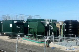 Ministry of Defence Sewage Treatment Plant