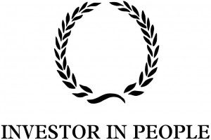 Image of investors in people logo to show that WPL are approved