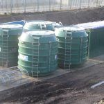 The WPL units were purchased by the Natta Building Company due to the lengthy construction period; the portable units provided a complete waste water treatment process capable of achieving the consent standard: 20 mg/l BOD, 30 mg/l TSS & 10 mg/l NH4