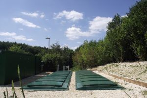 Sewage Treatment Plant for Motorway Service Area
