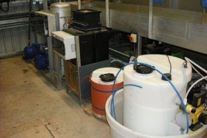 WPL Chemical Dosing example at Farne Salmon