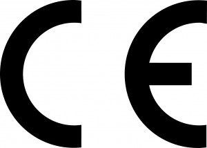 Image of CE logo for WPL, sewage and wastewater treatment specialists
