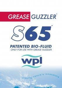Image show grease guzzler S65 patented bio-fluid