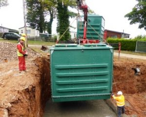 wpl-hipaf-modular-biological-sewage-treatment-plant-for-off mains-drainage-installed-at-home-farm-holiday-centre