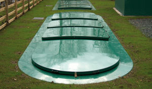 WPL HiPAF® wastewater treatment system for commercial market