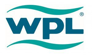 WPL logo for environmental wastewater solutions
