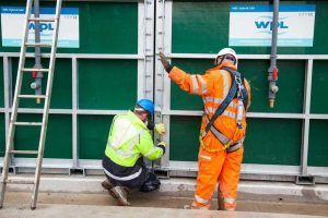 Flexibility of the modular WPL Hybrid-SAF™ which can be used for permanent installations or be transported to other sites for use once temporary works are complete at UK water utility sites such as Anglian Water and United Utilites