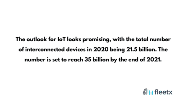 Outlook for IoT