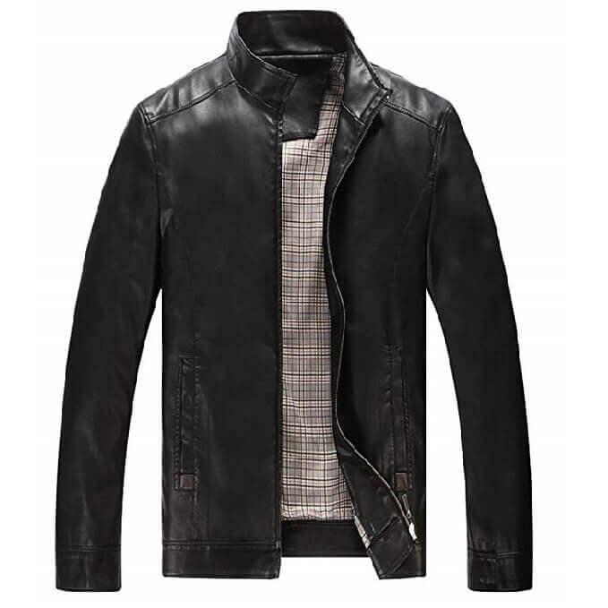 Men Leather Jackets Designs #JAM001