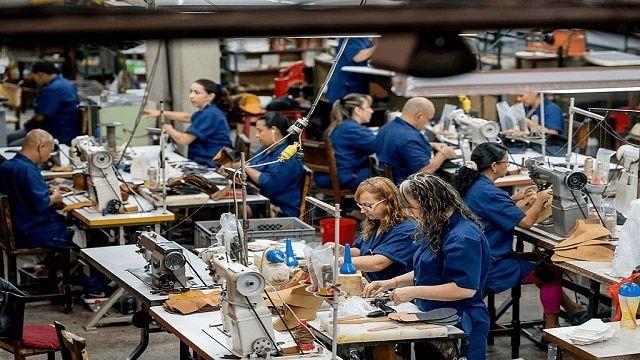 leather manufacturer workshop