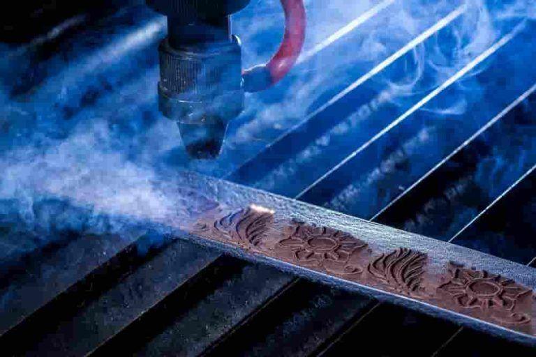 leather laser engraving