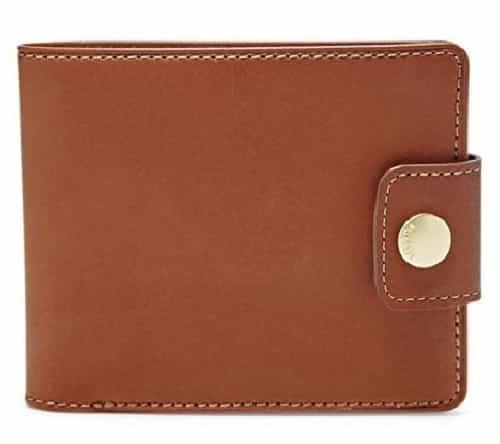 Men Leather Wallets Designs #WBF002