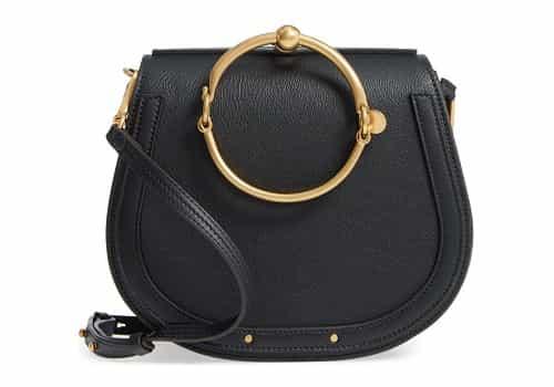 Leather Bracelet Purse