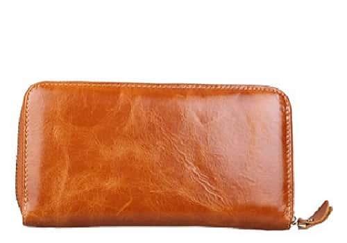 Leather Purse Design #PRP002