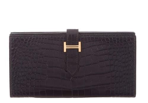 Leather Purse Design #PRP003