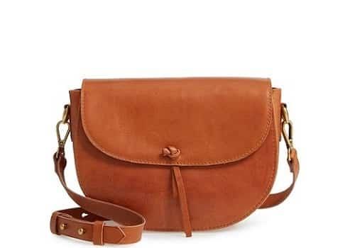 Saddle-Leather-Bag