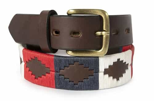 Polo Leather Belt