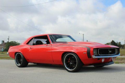 1969 Chevrolet Camaro custom [badass beast] for sale