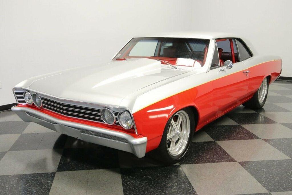 1967 Chevrolet Chevelle Pro Touring custom [tons of documentation]