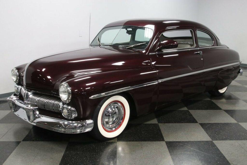 1950 Mercury Eight Restomod custom [awesome build]