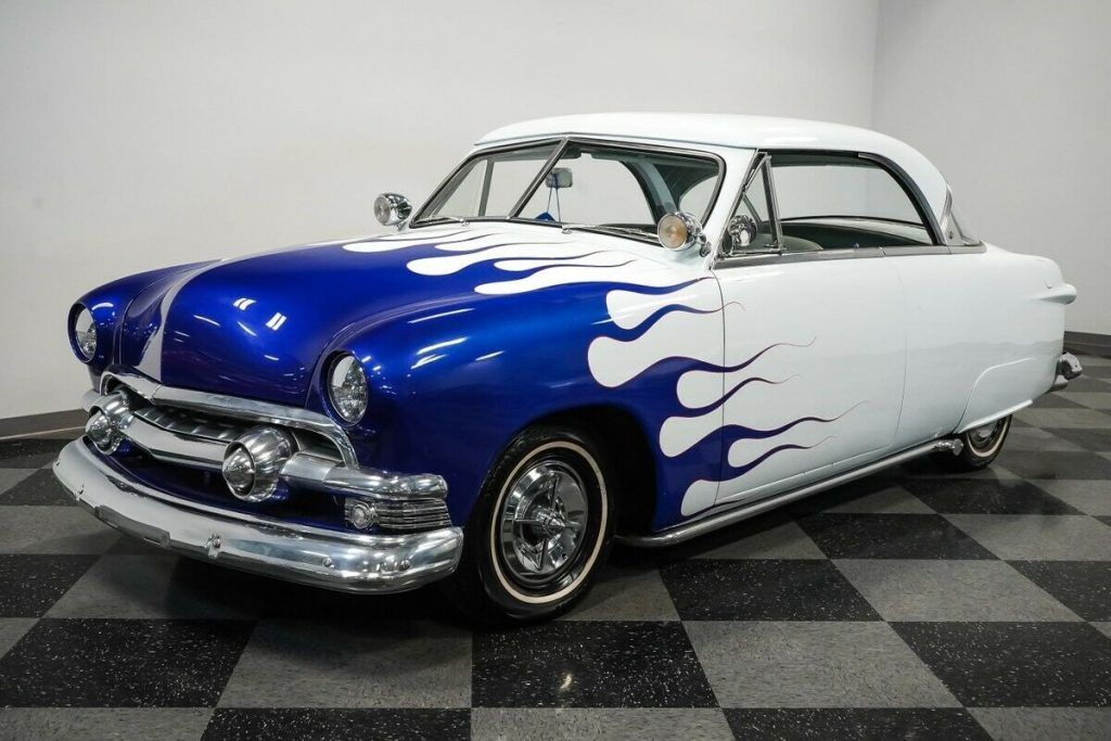 1951 Ford Victoria custom [cool-looking mix]