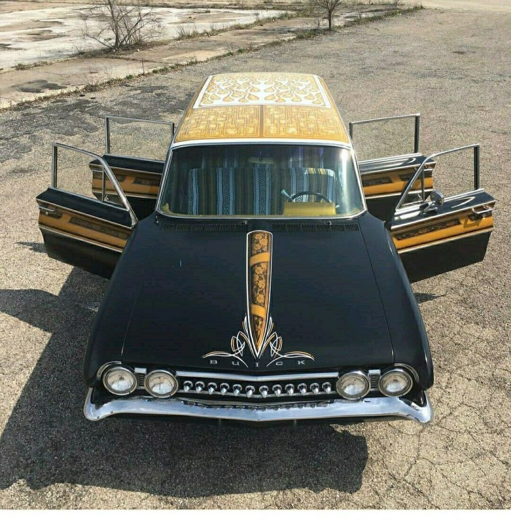 1962 Buick Special Wagon custom [one of a kind with extra parts]
