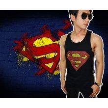 Tank Top Superman - SUPERHERO T-SHIRT