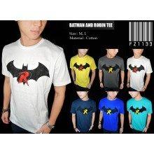 Batman and Robin Tee