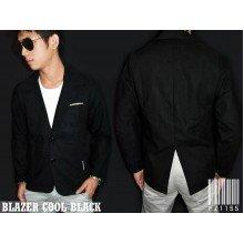 Blazer Cool Black