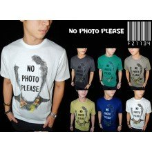 No Photo Please Tee