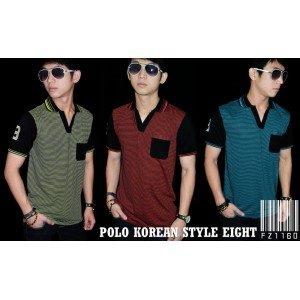 Polo Korean Style Eight