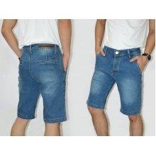 Celana Pendek Jeans Bio Indigo