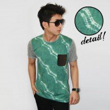 Green Forest Pattern Tee