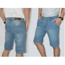 Celana Pendek Jeans Bio Soft Blue