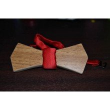 Wooden Bowtie Diamond