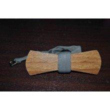 Wooden Bowtie Slim