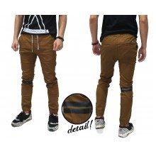 Jogger Pants Chino Double Stripe Kakkoii Gold