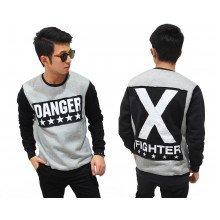 Sweatshirt Danger Fighter