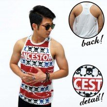 Tank Top Anchestor Skull