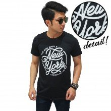 Kaos Big Apple New York Black