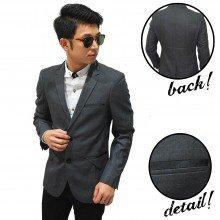 Blazer Classy Pocket List Grey