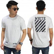 Kaos Off White Diag White