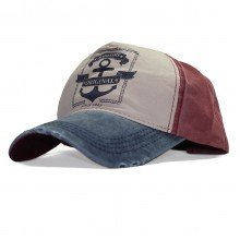 Topi Maritime Original Anchor Red