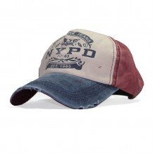 Topi NYPD Red